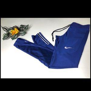 Nike Women's Dri-Fit Metallic Athletic Leggings